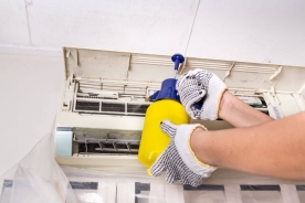 Importanta igienizarii si curatarii aparatului de aer conditionat